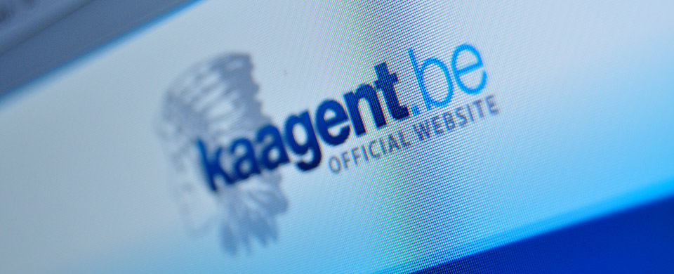 KAA Gent website
